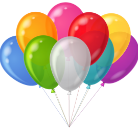 Bunch_Transparent_Colorful_Balloons_Clipart