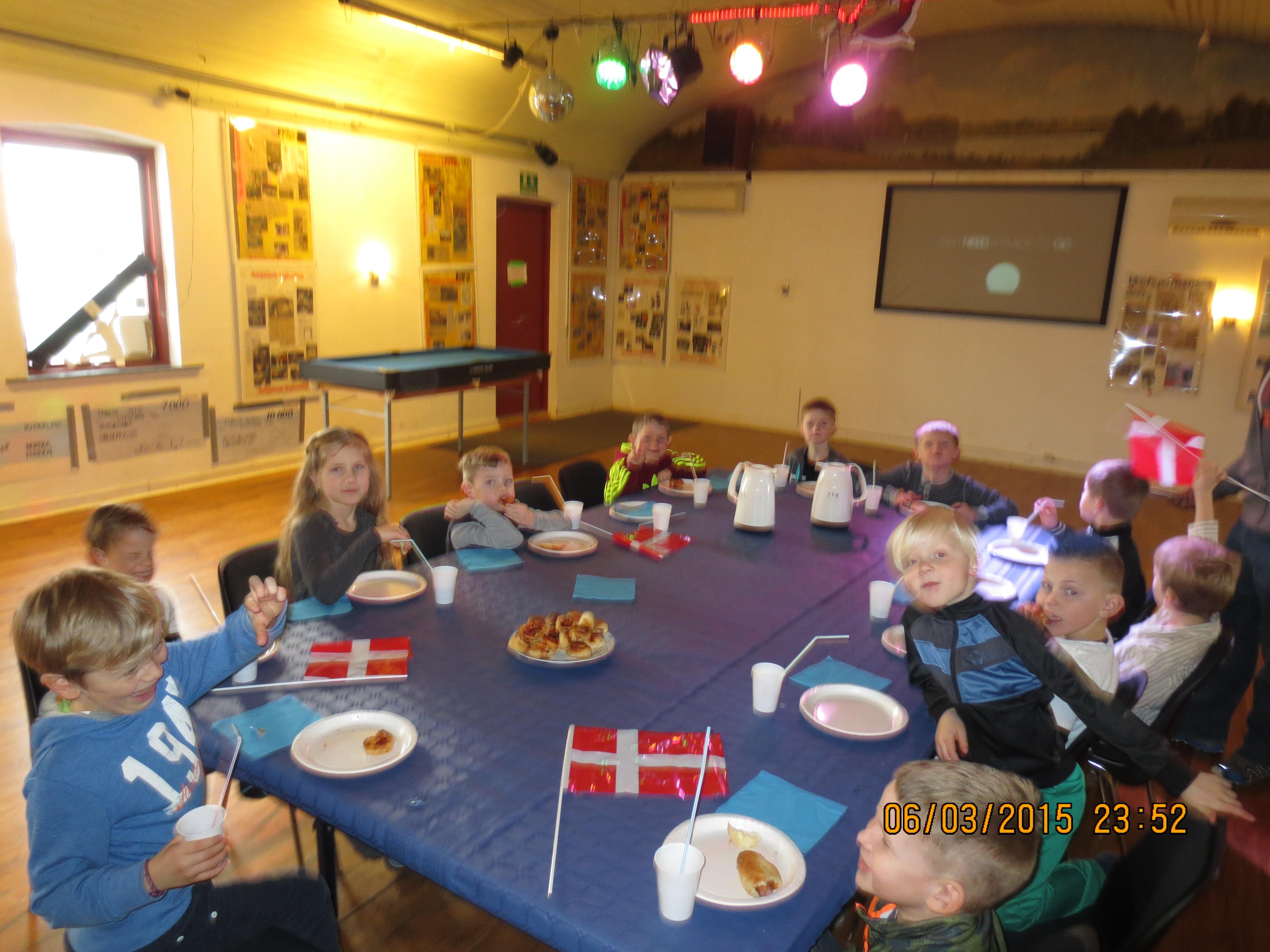 Fødselsdag Vestsjællands Ungdomsklub